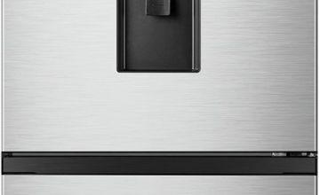 Hisense RB390N4WC1 Fridge Freezer - Silver