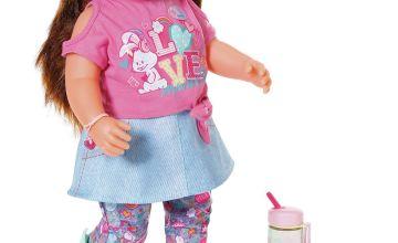 BABY born Brunette Sister Doll