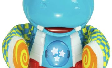 Baby Clementoni Interactive Dancing Hippo