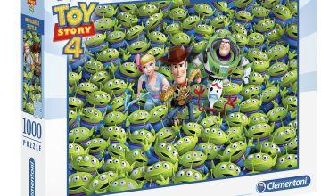 Clementoni Disney Toy Story 4 Alien 1000 Piece Puzzle