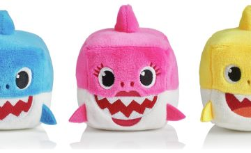 Baby Shark Singing Cubes - 3 Pack