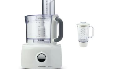 Kenwood FDP641WH Multipro Home Food Processor - White