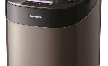 Panasonic SD-ZX2522KXC Gluten Free Breadmaker - G/Grey