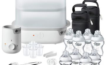 Tommee Tippee Complete Feeding Set - White