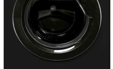 Candy CBW48D1BBE-80 8KG Integrated Washing Machine - Black