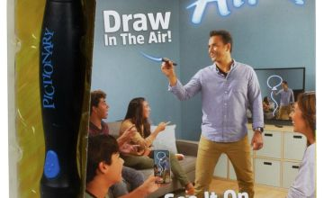 Pictionary Air Family Drawing Game