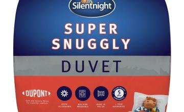 Silentnight Super Snuggly 13.5 Tog Duvet