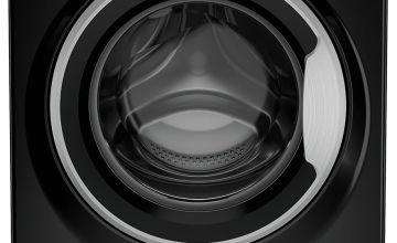 Hotpoint NSWM963CBS 9KG 1600 Spin Washing Machine - Black
