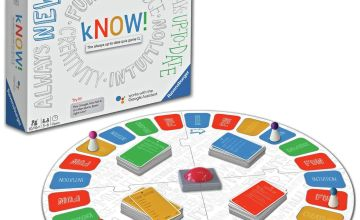 Ravensburger kNOW! quiz game powered by the Google Assistant