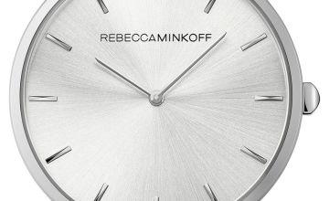 Rebecca Minkoff Ladies Stainless Steel Bracelet Watch