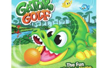 Goliath Games Gator Golf Game