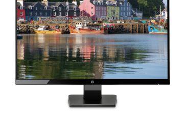 HP 27w 27 Inch FHD IPS Monitor