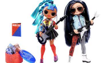 L.O.L. Surprise O.M.G. Remix 2 Pack Fashion Doll