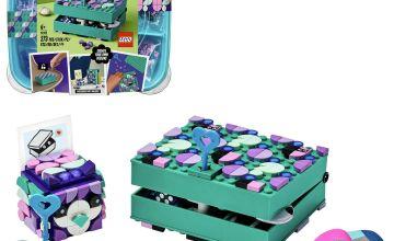 LEGO DOTS Secret Boxes Jewellery Box Room Décor Set 41925