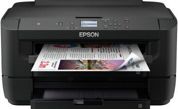 Epson WorkForce WF-7210 Wireless A3 Inkjet Printer