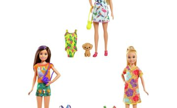 Barbie and Chelsea The Lost Birthday Doll Assortment