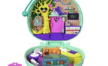 Polly Pocket Hedgehog Café Compact