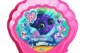 Little Live Pets Scruff a luvs Mermaid Pets Assortment