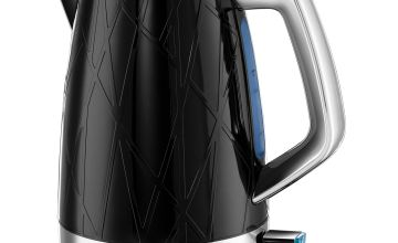 Russell Hobbs 28081 Structure Kettle - Black