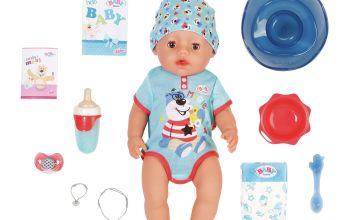 BABY born Magic Boy 43 cm  Doll