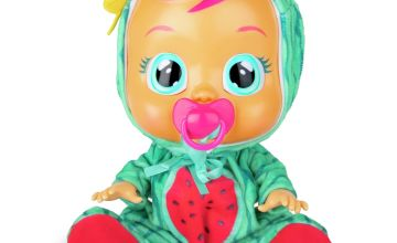 Cry Babies Fruity Watermelon Doll