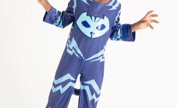 Blue PJ Masks Cat Boy Dress Up Costume