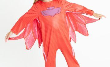 Red PJ Masks Owlette Costume