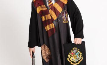 Harry Potter Black Gryffindor Costume