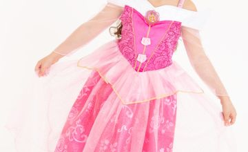 Disney Princess Sleeping Beauty Pink Costume