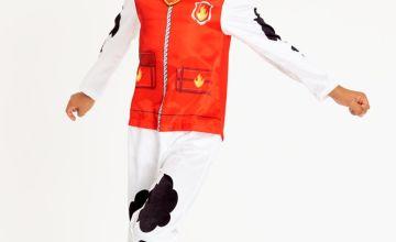 Paw Patrol Red Marshall Fancy Dress Costume
