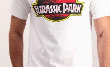 White and Black Jurassic Park Pyjama's