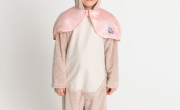 Peter Rabbit Flopsy Bunny Brown Costume