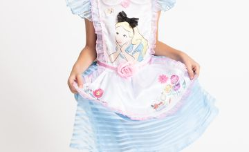 Alice in Wonderland Blue Costume