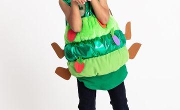 The Very Hungry Caterpillar Green Costume - 9-10 years