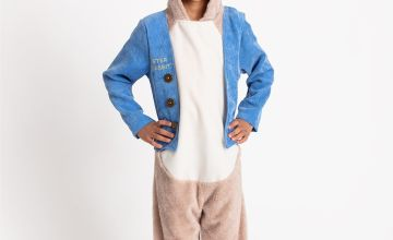 Peter Rabbit Brown Costume