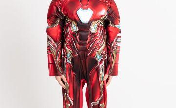 Marvel Avengers Ironman Costume