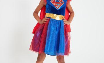 DC Comics Supergirl Blue Costume