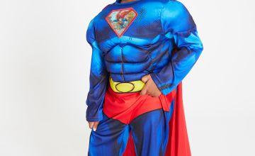 DC Comics Superman Blue Costume