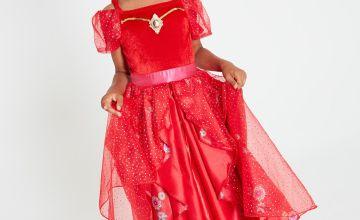Online Exclusive Disney Princess Elena Costume Set