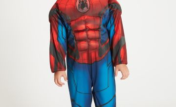 Marvel Spider-Man Far From Home Red & Blue Costume