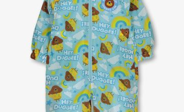 Hey Duggee Blue Character Puddlesuit - 5-6 years