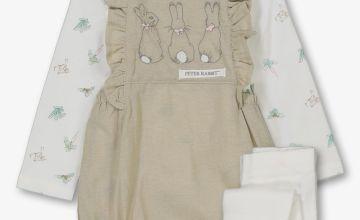 Peter Rabbit Cream & Stone 3 Piece Set