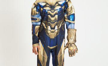 Marvel Avengers Thanos Blue Costume