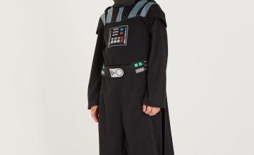 Star Wars Darth Vader Black Costume