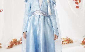 Disney Frozen 2 Elsa Blue Costume