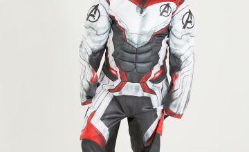 Marvel Avengers Grey Tech Costume