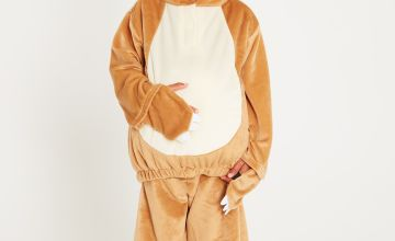 The Gruffalo Child Light Tan Costume