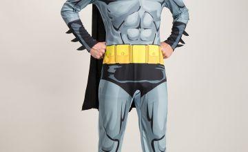 RUBIE'S DC Comics Batman Costume & Mask