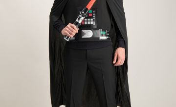 RUBIE'S Star Wars Darth Vader 3 Piece Set - S/M