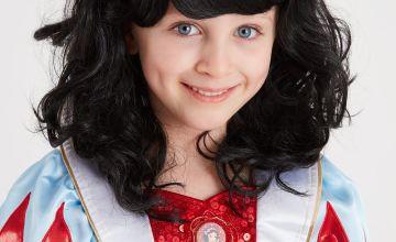 RUBIE'S Disney Princess Snow White Black Wig - One Size
